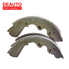 8-94104258 Semi-metallic car brake shoe for cars